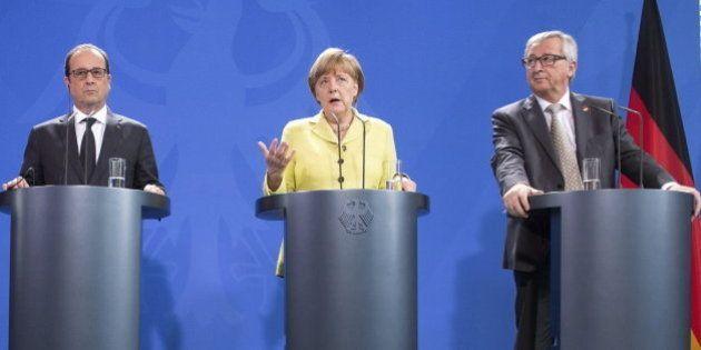 Los acreedores de Grecia se reúnen por sorpresa en Berlín para estudiar una