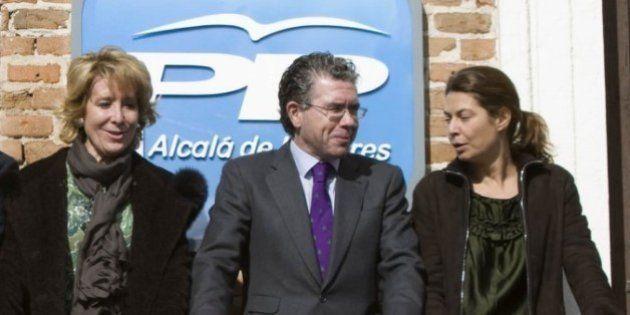 Imputados Lucía Figar y Salvador Victoria por la 'operación