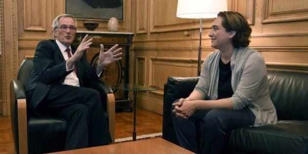 Barcelona firma la propuesta de renovación del Mobile World Congress hasta
