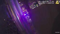 Un vídeo captado por la policía revela el terror vivido en el tiroteo de Las