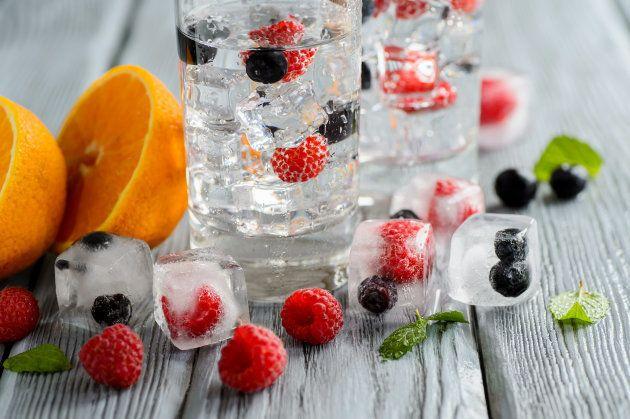 Tres sencillos consejos para beber más