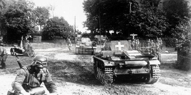 Invasión alemana de Polonia durante la Segunda Guerra