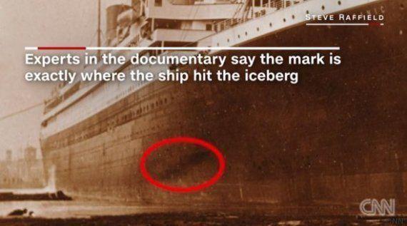 Las últimas fotos del Titanic siembran la duda sobre la causa del