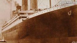 Nuevas fotos del Titanic ponen en duda la causa del