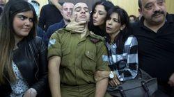 Primer soldado israelí condenado desde 2004 por matar a un palestino desde
