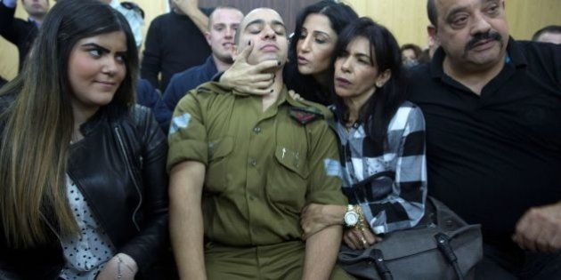 Primer soldado israelí condenado desde 2004 por matar a un