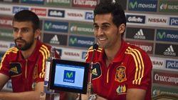 Arbeloa le lanza este refrán a Piqué tras la rueda de prensa del