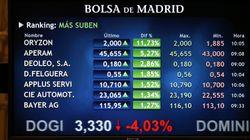La crisis en Cataluña hunde la Bolsa en su peor día desde el