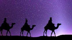 Así sería hoy el (imposible) viaje de los Reyes