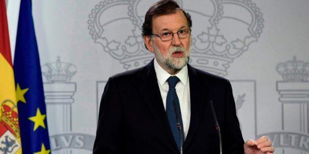 Rajoy rechaza la idea de Iglesias y responde que no puede hablar con quien plantea