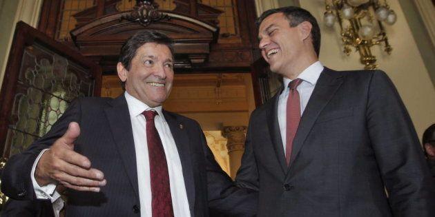 Javier Fernández y Pedro