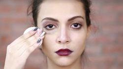 Un 'tutorial de belleza' para luchar contra la violencia