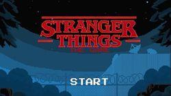 El videojuego retro de 'Stranger Things' que enamora a pequeños y