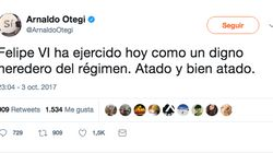 La difundida respuesta de Albert Rivera a este tuit de