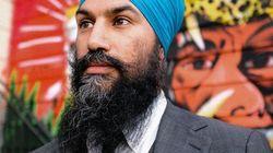 Conoce a Jagmeet Singh: el abogado sij, hipster y fenómeno de masas que quiere competir con Trudeau por