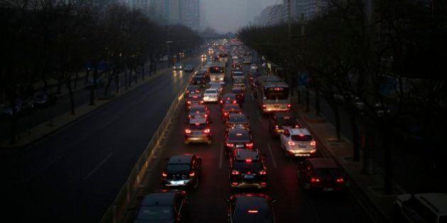 Un estudio apunta que vivir cerca de calles concurridas aumenta la probabilidad de sufrir