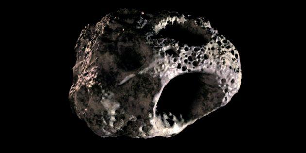 La Casa Blanca publica su estrategia ante el impacto de un meteorito contra la