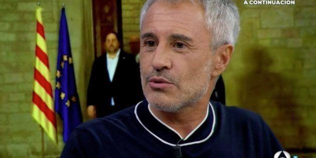 Sergio Dalma en 'El
