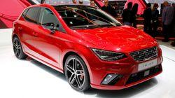 Seat Ibiza, el coche más robado en España en