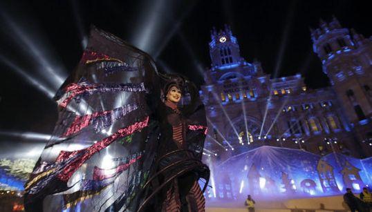 Así ha sido la Cabalgata de Reyes en Madrid