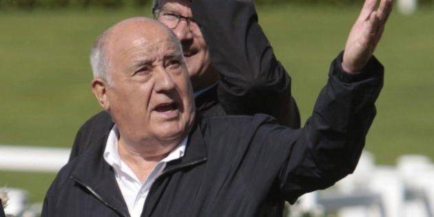 Amancio Ortega recibirá este año 1.256 millones en dividendos de