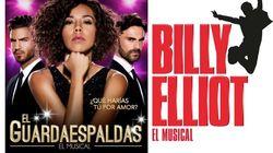 ¿'El guardaespaldas' o 'Billy Elliot'?: ¿cuál da más? ¿a quién da