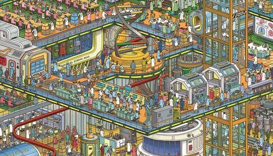 La versión de 'Dónde está Wally' que te hará