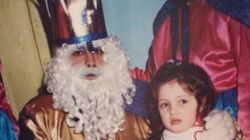 La foto 'vintage' de Reyes de Sara