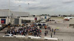 Al menos cinco muertos en un tiroteo en un aeropuerto de