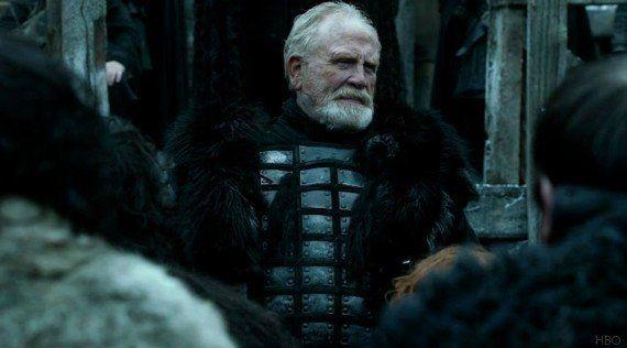 James Cosmo (Jeor Mormont en 'Juego de Tronos') participa en el 'GH VIP'