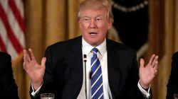 La Casa Blanca divulga información fiscal de Trump antes de que lo haga la