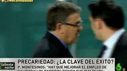 Juan Torres abandona 'LaSexta Noche' tras ser acusado de pertenecer a