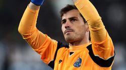 Casillas se convierte en el jugador con más partidos en la historia de la