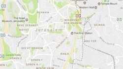 Al menos cuatro muertos en Jerusalén al ser arrollados por un