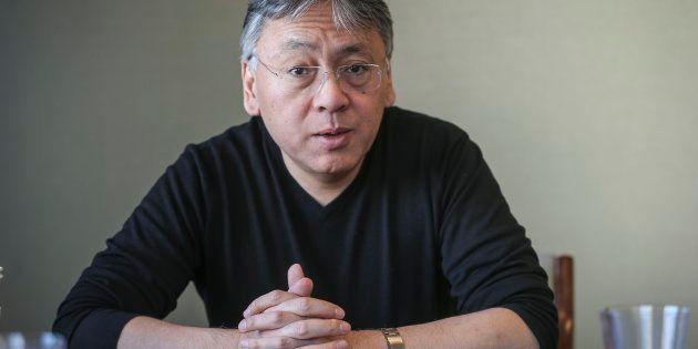 11 datos para conocer mejor a Kazuo Ishiguro, premio Nobel de Literatura