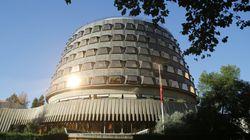 El Tribunal Constitucional suspende cautelarmente el pleno del lunes en el
