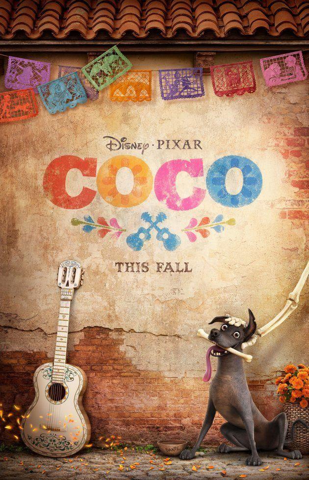 Pixar presenta el tráiler de 'Coco', su película para estas
