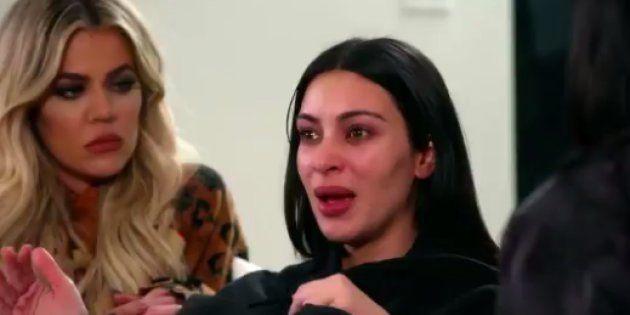Kim Kardashian cuenta el atraco que sufrió en su apartamento de París en la 13ª edición de 'Keeping up...