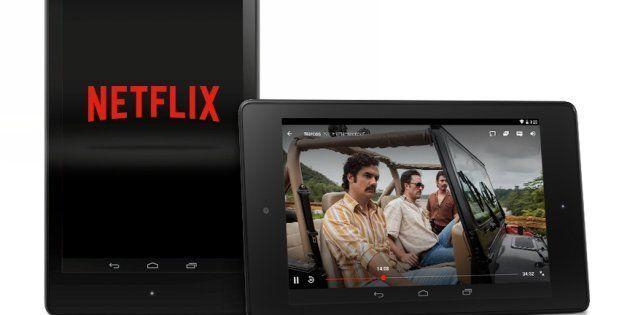 Netflix cambia de