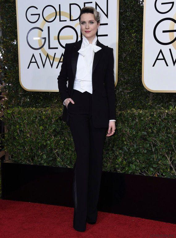Evan Rachel Wood, de 'Westworld', demuestra que los vestidos
