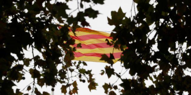 Imagen de archivo de la bandera de