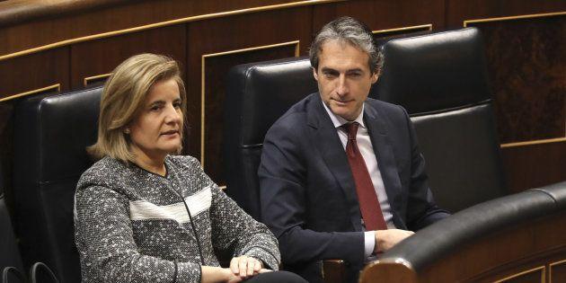 El Gobierno pide responsabilidad para convalidar el decreto de la estiba y dice que no existe 'plan