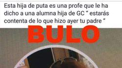 Una mujer de Granada, víctima de un bulo sobre
