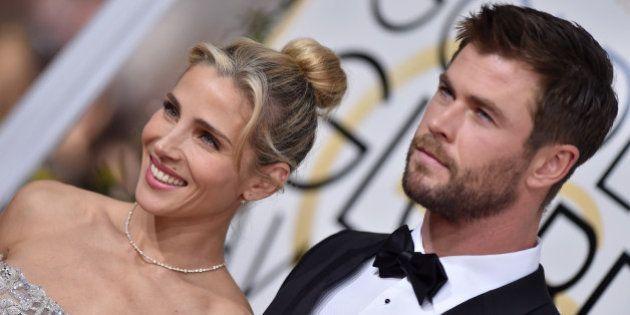 La imagen de los hijos de Elsa Pataky y Chris Hemsworth que muestra que son una familia