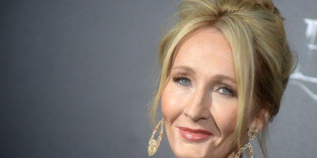 Para J.K. Rowling, criticar a Donald Trump es