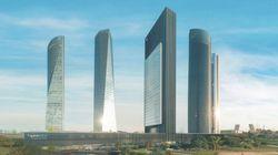 La quinta torre de Madrid abrirá en