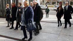 Cospedal admite ante los familiares que Defensa fue responsable del accidente del