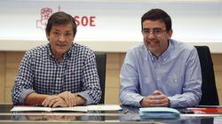La Gestora del PSOE propone cuentas bancarias compartidas con los