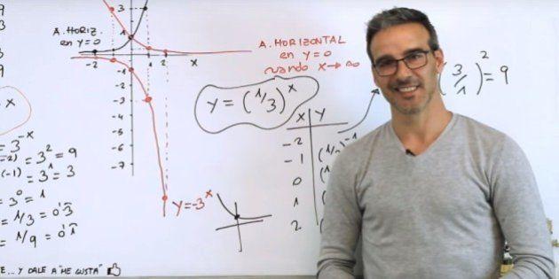 David Calle, candidato al 'Nobel' de Educación: