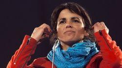 La diputada Teresa Rodríguez,